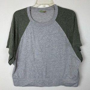 Alternative Apparel Raglan Dolman Sleeve T Shirt M